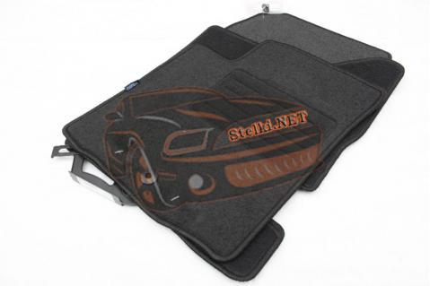 Мокетни стелки Petex за Suzuki Grand Vitara (1998-2005) - 5 врати
