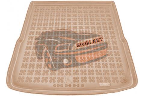 Стелка за багажник Rezaw-Plast за VW Passat B6/ B7 (2005-2014) - Комби - Бежова
