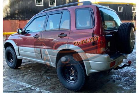 Ветробрани HEKO за Suzuki Grand Vitara (1998-2005) - 5D